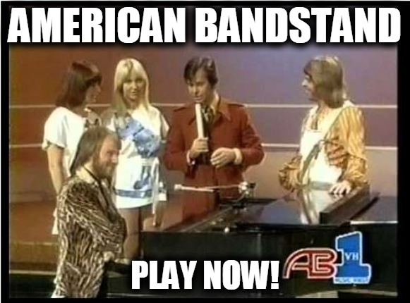 ABBA – American Bandstand (1975)