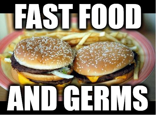 Fast Food Restaurants and Germs