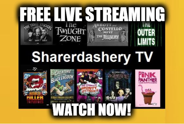 Sharerdashery TV
